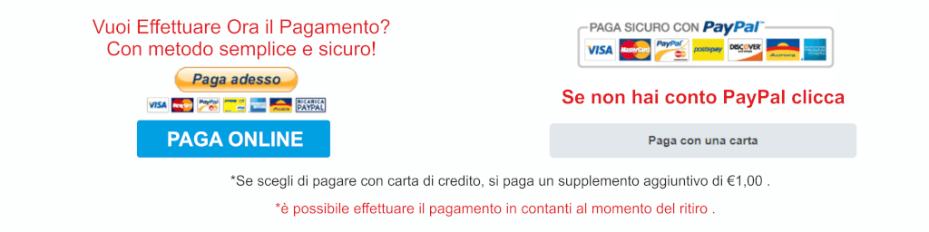 Pony Urgente Milano